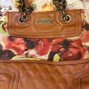Simply Vera wang multicolor handbag purse